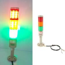 DC24V Industrial Traffic Tower Signal Flashing Lamp Red Green Yellow Light#3