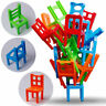 Kids Balance Toy Chairs Board Game Children Educational Balance Funny Gift