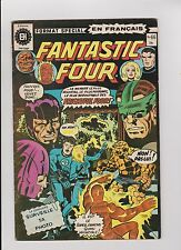 """1975 Marvel Heritage French """"Fantastic Four"""" Comic Book #66"""