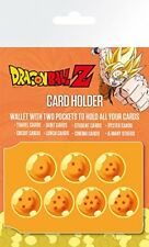 Dragon Ball Z Dragon Balls Anime Card Holder Travel Pass Oyster Wallet