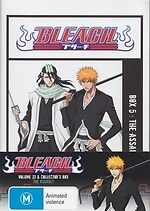 Bleach: Volume 23 * NEW DVD * Anime (Region 4 Australia)