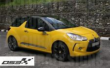 CITROEN DS3 DECALS STICKERS 30CM (PAIR) MANY COLOURS