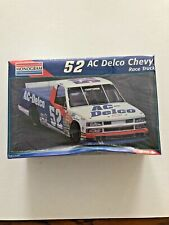 FACTORY SEALED Monogram #52 AC Delco Chevy Race Truck #2473 Kenny Schrader