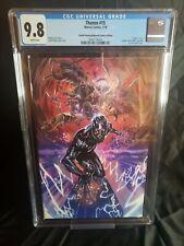 Thanos 15 CGC 9.8 🔥 4th Print Virgin 1st Silver Surfer Black - Fallen One-Cates