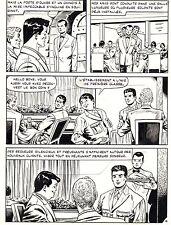 CUISINE CHINOISE (RAOUL GIORDAN) PLANCHE ORIGINALE VIGOR ARTIMA PAGE 16