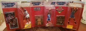 Shaquille O'Neal starting lineup Lot of 3