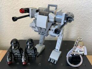 Lego Star Wars 75165 Battle Pack: 2x DEATH TROOPERS +Krennic Keychain 0 Stormies