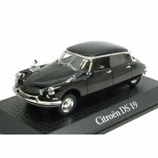 CITROEN DS CHARLES DE GAULLE 1962 1:43 Presidential Model Car Miniature France