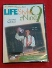 Lifestyle #9 - Vol. 5: Optimal Nutrition (DVD, 2006)*Brand New*/*Sealed*