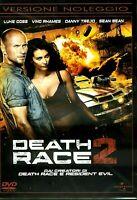 DEATH RACE 2 (2010)un film di Roel Reiné - Luke Coss - DVD EX NOLEGGIO UNIVERSAL