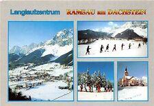 BG11578 wintersprtparadies und langlaufzentrum ramsau am dachstein ski  austria