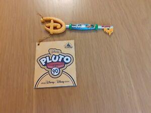 Disney store pluto key. New.