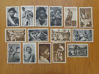 LOTTO 15 CARTOLINA AFRICA ORIENTALE TRIPOLITANIA SOLDATO GUERRA NUMIS SUBALPINA