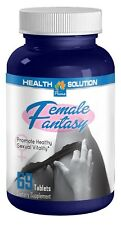 Female Fantasy Sexual Vitality. Natural Dietary Supplement. Product USA (1 B)