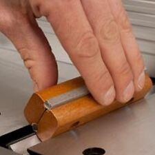 300 & 600 Grit Diamond Jointer / Planer Blade Sharpener / Knife Hone Holder