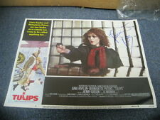 Bernadette Peters Autographed Photo Lobby Card PSA PRE CERTIFIED