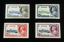 nystamps British Ascension Stamp # 33-36 Mint Og H $59 J15y1930