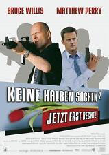 """KEINE HALBEN SACHEN 2 FILMPOSTER / POSTER """"JETZT ERST RECHT"""""""