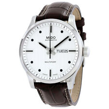 Mido Multifort Automatic Silver Dial Watch M005.430.16.031.80
