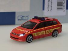 Rietze VW Golf 7 Variant, Feuerwehr Bad Soden/ Taunus - 53306 - 1:87