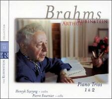Arthur Rubinstein Collection v 72 sealed CD Brahms Piano Trios Szeryng Fournier