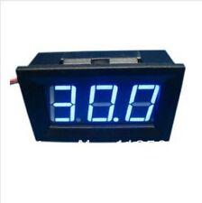 Mini 3.0-30VDC Digital Voltage Panel Meter DC 3.0V to 30V Blue LED Digital Voltm