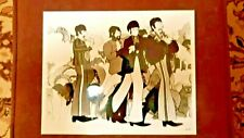 "Beatles Yellow Submarine Black and White Cel Photo 8 1/2"" x 11""   RARE COLLECT"