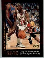 1999 Upper Deck Michael Jordan The Early Years card# 25