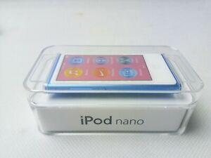 LATEST Apple iPod nano 8th Generation Blue (16 GB) Retail Box - Warrantry