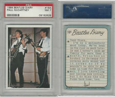 1964 Topps, Beatles Diary, #16A Paul McCartney, PSA 7 NM