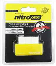 Nitro OBD2 Performance Tuning Chip Box For Gas/Petrol Vehicles Plug & Drive