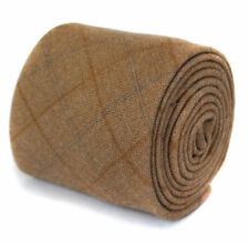 Ropa y complementos vintage marrón, 100% lana