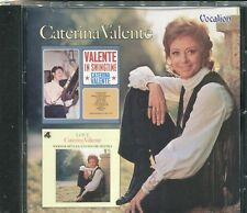 CATERINA VALENTE - IN SWINGTIME & LOVE with WERNER MULLER - JOHNNY KEATING - CD