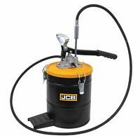 New JCB Tools High Pressure Bucket Grease Pump with 8 kg Grease Bucket