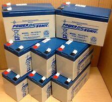 APC RBC105 Baterías X 8 Powersonic