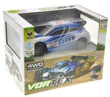 1:18 RC 2.4Gh 4WD Remote Control Rally Race Car Blue High Quality Sport 30mph NW