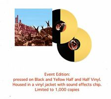 Planet Of The Apes Jerry Goldsmith yellow/black event chip variant