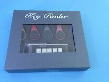 Wireless Key Finder Set - 1 Transmitter, 5 Receiver ,car keys offices keys