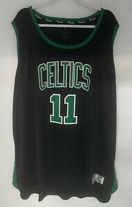 Fanatics Boston Celtics IRVING #11 NBA Basketball Sleeveless Jersey Men 5XL