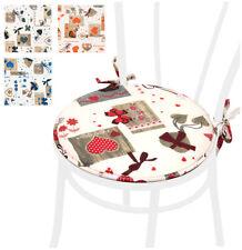 Cuscini Tondi Per Sedie Cucina.Cuscini Sedie Rotondi Acquisti Online Su Ebay