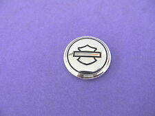 HARLEY DAVIDSON Bar & Shield medallion  1.5  inch  peel & stick ANYWHERE