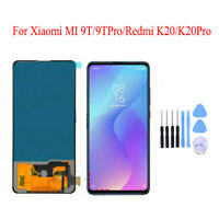 For Xiaomi Redmi K20 Pro LCD Mi 9T Pro Display Touch Screen Digitizer Assembly