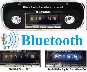 Retro Manufacturing LC-126-55-75-B 1969-73 Ford Mustang Radio