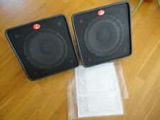 Fender NOS New never used pair 1270 Stage Monitor speakers MINT