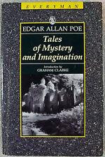 Tales of Mystery and Imagination by Edgar Allan Poe (1991, Paperback)