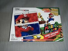 New Nintendo 3DS Super Mario 3D Land Edition / LIMITED EDITION / Tested / CLEAN