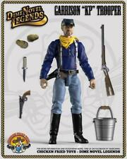 "Dime Novel Legends 1:18 scale (4"") old west action figure Garrison Trooper"