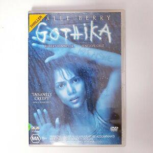 Gothika Movie DVD Region 4 Free Postage - Horror Thriller
