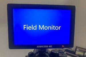 Andycine Field Monitor 4k - DSLR