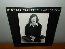 Michael Franks . The Art of Tea . Larry Carlton . 1975 Reprise Record LP